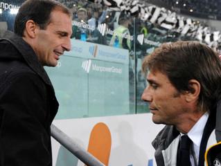 Conte vs Allegri