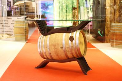 Vinesse Weinfasstisch