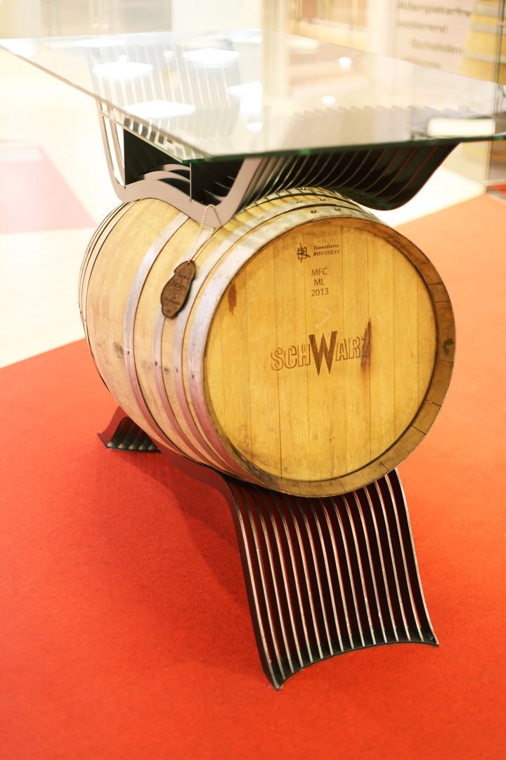 Weinfasstisch Vinesse