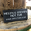 Thumbnail: Handmade Wooden Personalised Hot Tub Sign. Different colours available.