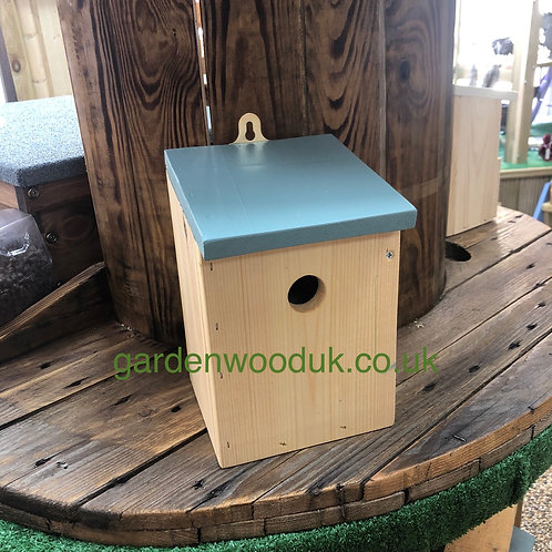 Bird Box - Different Colours Available