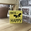 Thumbnail: Bee Happy Garden Wooden Sign. Different colours available