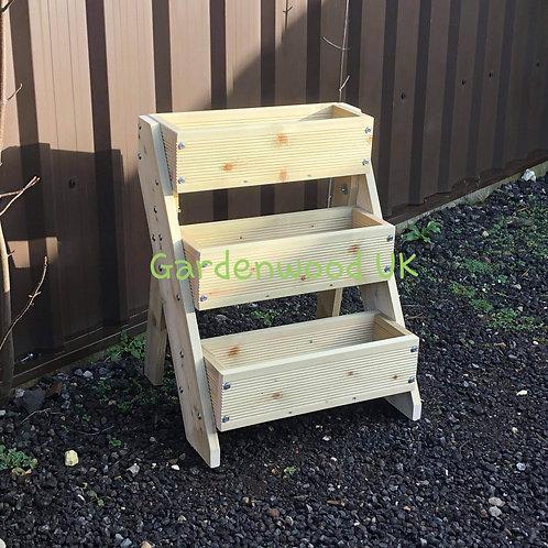 3 Tier Freestanding Planter