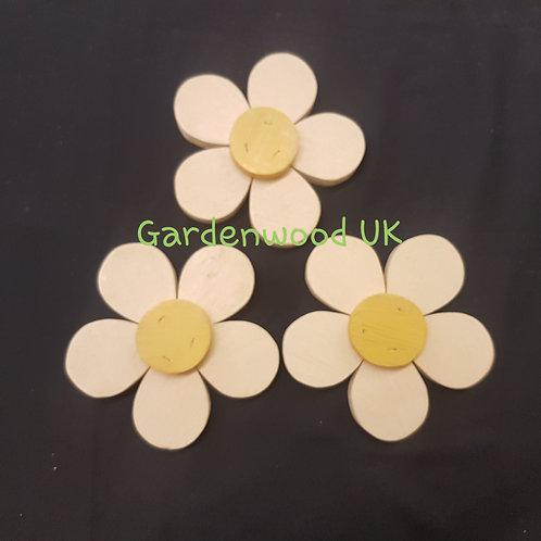 Set of 3 Flowers (15cm)