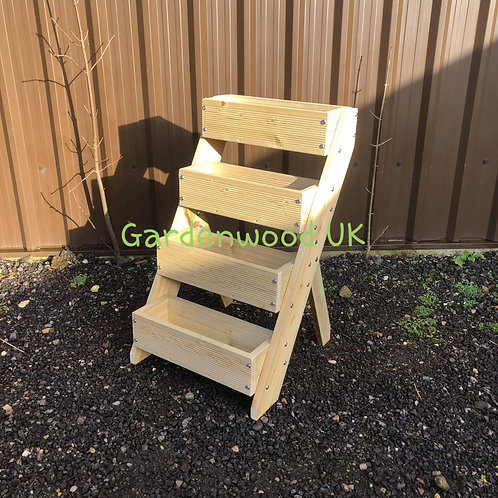 4 Tier Freestanding Planter