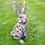 Thumbnail: Large Rabbit Ornament