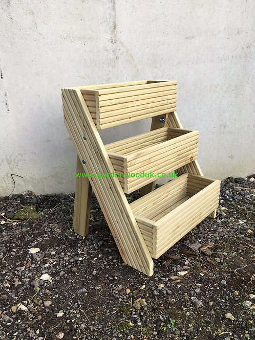 3 Tier Freestanding Planter