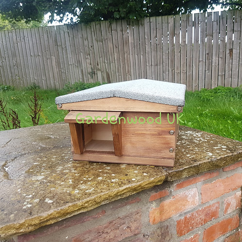 Pitched Roof Hedgehog House
