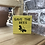 Thumbnail: Save the Bees Garden Wooden Sign. Different colours available