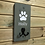 Thumbnail: Dog Lead Holder (Design 1) - Other Colours Available