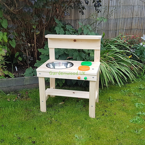 Mud Kitchen (Single Bowl)