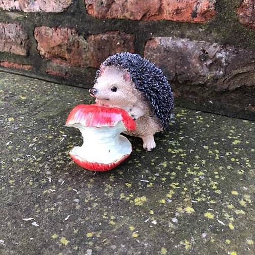 Hedgehog with Core