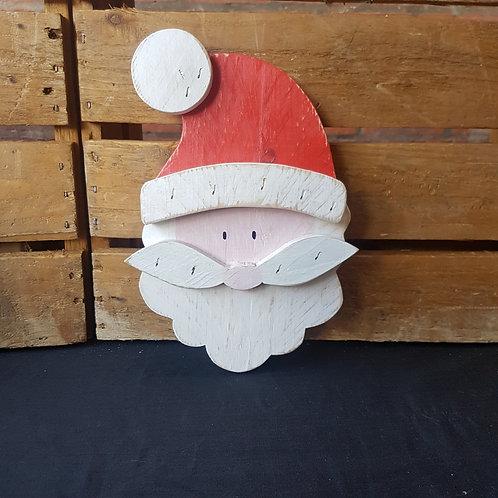 Reclaimed Wooden Santa