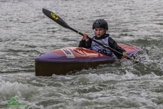 Adigemarathon e le giovani promesse della canoa