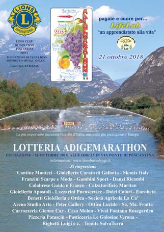 Lotteria Adigemarathon 2018