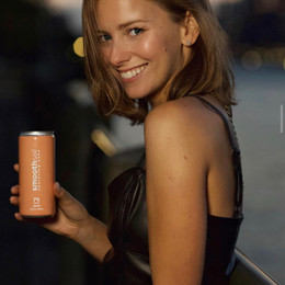 Daria Mudrova, promotional lifestyle photoshoot
