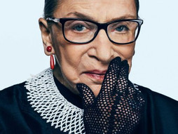 Ruth Bader Ginsburg - what did she do for all women in US