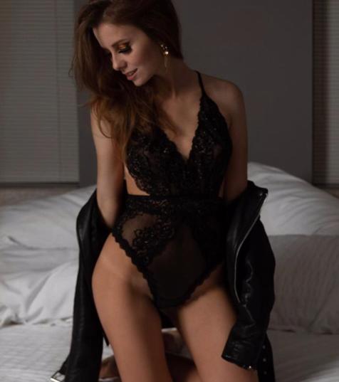 Daria Mudrova, Fashion photoshoot