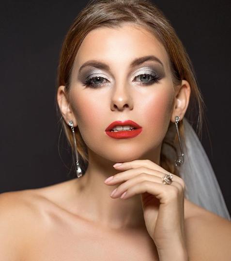 Daria Mudrova, Beauty Photoshoot