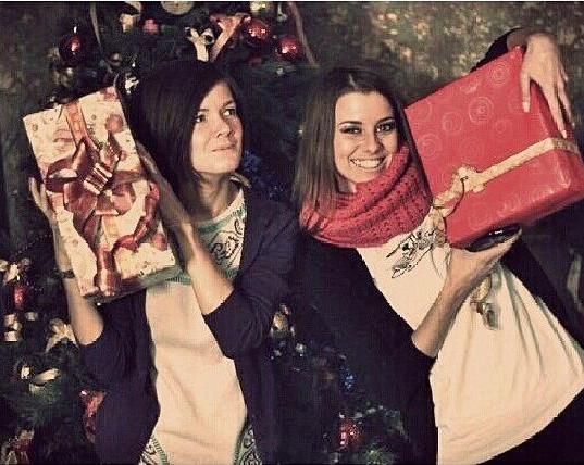 Со Старым Новым Годом, друзья!! _) Вооот