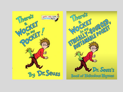 Dr. Seuss books are no longer the emphasis of Read Across America Day, but still available