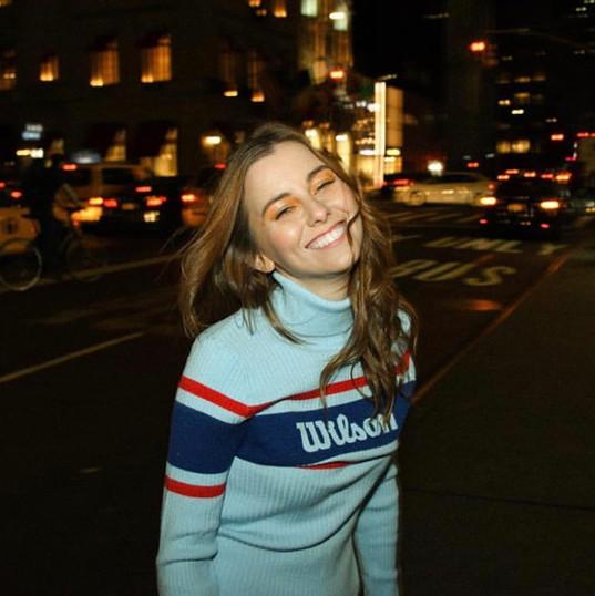 Daria Mudrova, New York City Blogger