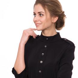 Daria Mudrova, Fashion Blogger for Small and Tall