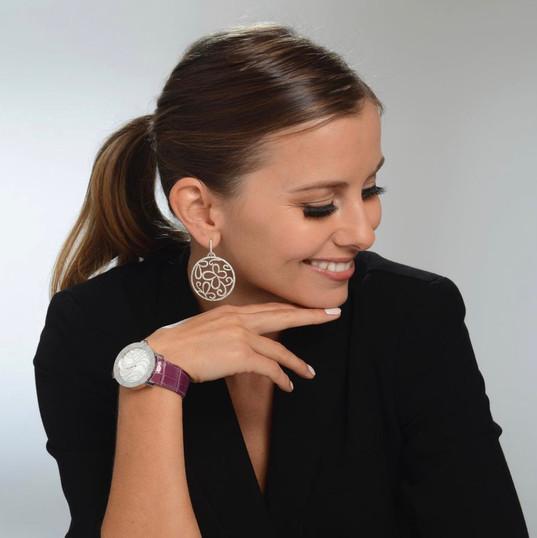 Daria Mudrova, Jewelry Photoshoot