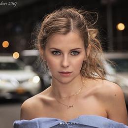 Daria Mudrova, Portrait NYC