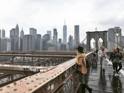 Первые впечатления от Нью Йорка