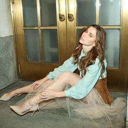 Daria Mudrova, photo by Gerardo Briceño, NYC