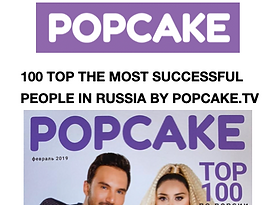 Daria Mudrova top 100 successful people in Russia