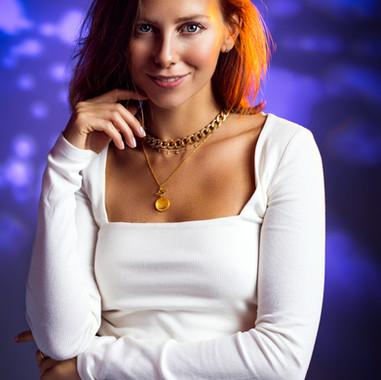 Daria Mudrova Portrait