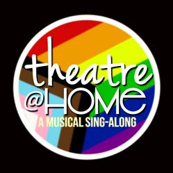 Theatre@Home Pride Logo