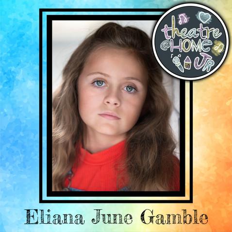 Eliana June Gamble