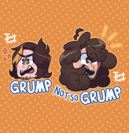 Game Grump Stickers.png
