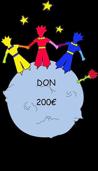 Don 200 €