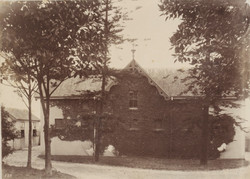 Toxteth_Park_stables_outside_1890