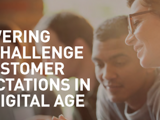 Answering the challenge of customer expectations in the digital age - part 1
