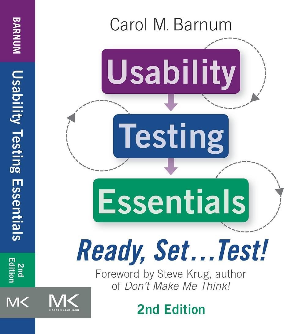 Usability Testing Essentials Book