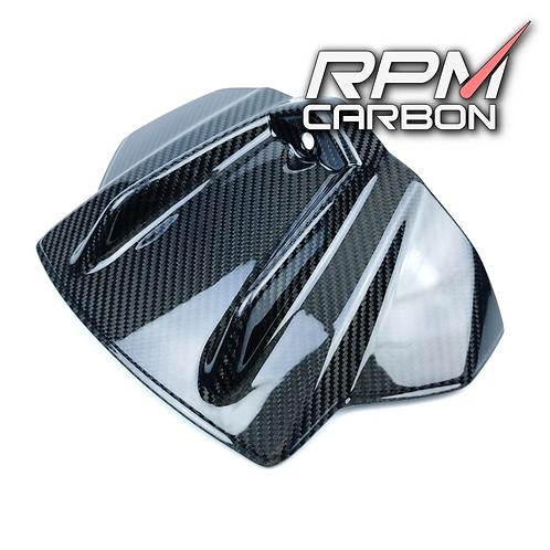 APRILIA RSV4/TUONO CARBON FIBER AIRBOX COVER