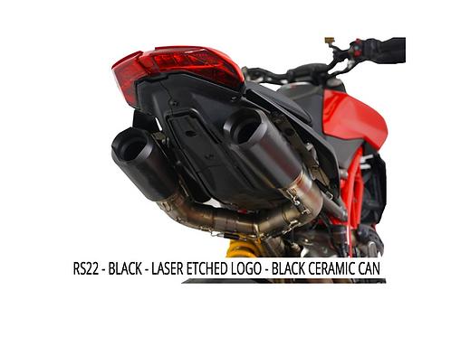 Ducati Hypermotard 950 / SP RS22 Slip On