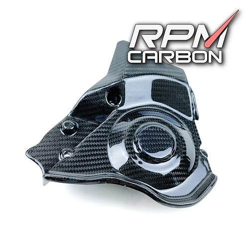 APRILIA RSV4/TUONO CARBON FIBER SPROCKET COVER