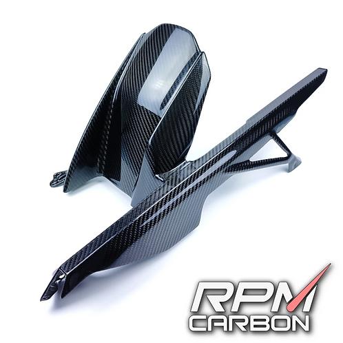 BMW S1000RR 2020 CARBON FIBER REAR FENDER / CHAIN GUARD