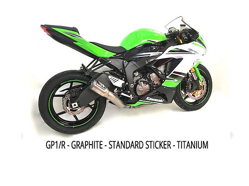 ZX6R Decat System