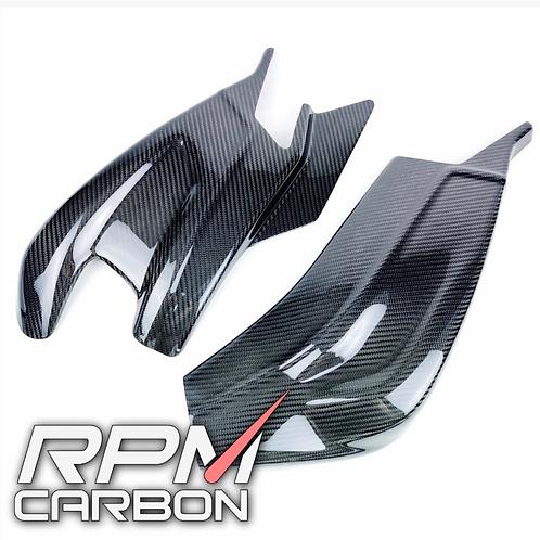 BMW S1000RR S1000R CARBON FIBER SWINGARM COVERS PROTECTION