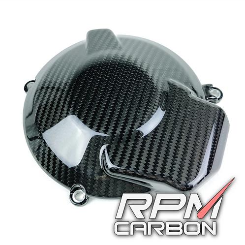 HONDA CBR1000RR 2017-2019 CARBON FIBER ENGINE COVER RIGHT PROTECTOR