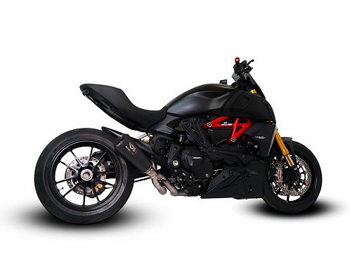 Ducati Diavel 2019-2021 Decat System