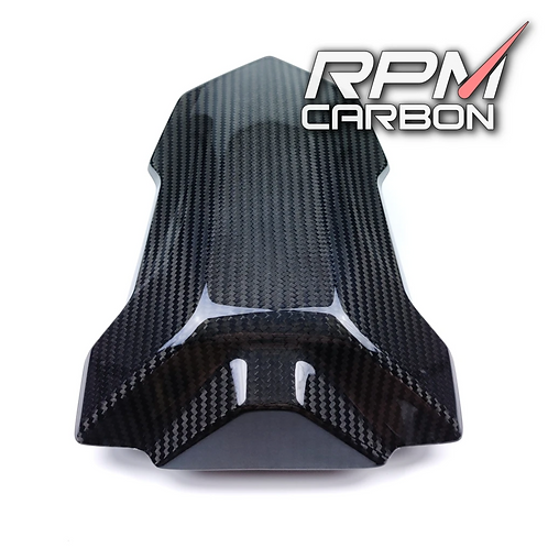 BMW S1000RR 2020 CARBON FIBER REAR SEAT COVER COWL