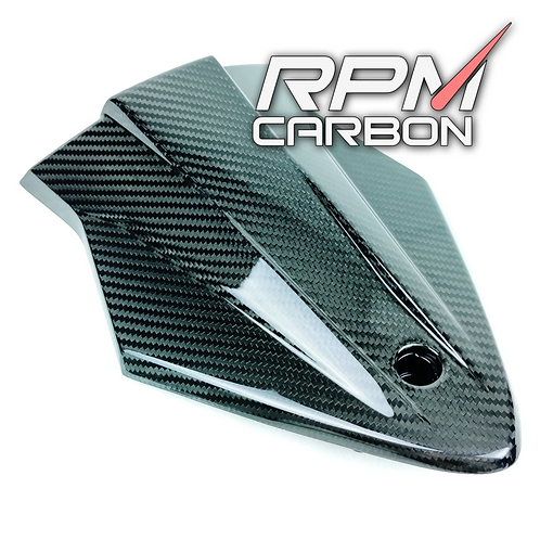 BMW S1000RR / S1000R CARBON FIBER REAR SEAT PILLION COVER
